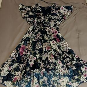 NWOT Blue Lane Bryant Maxi Dress